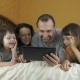 Family on Internet - VideoHive Item for Sale