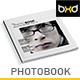 Photobook Portfolio 03 InDesign and Photoshop - GraphicRiver Item for Sale