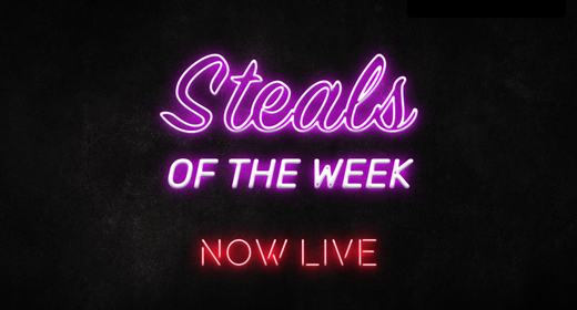 Steals of the Week - August 23 2018