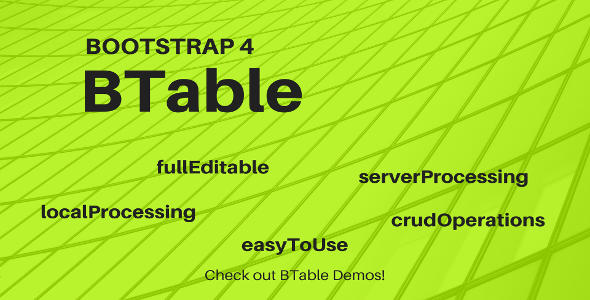BTable            Nulled