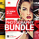 Photography Flyers Bundle - GraphicRiver Item for Sale