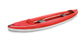 Red inflatable kayak - PhotoDune Item for Sale