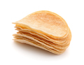 Stack of potato chips - PhotoDune Item for Sale