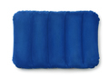 Top viewe of blue inflatable pillow - PhotoDune Item for Sale