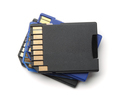 Stack of SD memory cards - PhotoDune Item for Sale