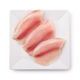 Top view of  plate with raw fish fillet - PhotoDune Item for Sale