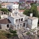 Aerial View of the Consequences of the Landslide in Chernomorsk, Ukraine - VideoHive Item for Sale