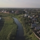 Flight on the Drone Over the Suzdal Monasteries. Vladimir Region - VideoHive Item for Sale