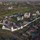 Aerial View on Pokrovsky Monastery in Suzdal, Vladimir Oblast, Russia - VideoHive Item for Sale
