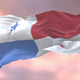 Flag of Panama at Sunset - VideoHive Item for Sale