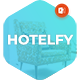 Hotelfy - Premium Powerpoint Presentation - GraphicRiver Item for Sale