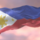 Flag of the Philippines at Sunset - VideoHive Item for Sale