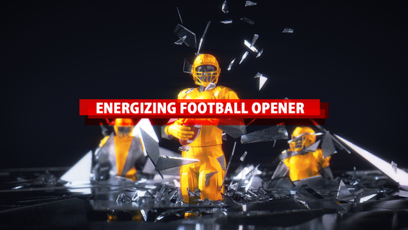 Videohive Energizing Football Opener 21141377