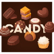 Sweets Vectors - GraphicRiver Item for Sale