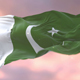 Flag of Pakistan at Sunset - VideoHive Item for Sale
