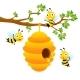 Bee Characters