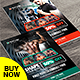 Fitness Flyer - Gym Business Flyer Template