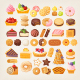 Cookies and Cakes - GraphicRiver Item for Sale