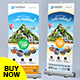 Tour & Travel Roll Up Banner