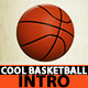 Cool Basketball Intro - VideoHive Item for Sale