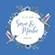 Wedding Invitation Suite - Floral