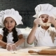 Children Have Fun While Cooking Together - VideoHive Item for Sale