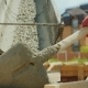 Pour Concrete From the Mixer Into the Formwork - VideoHive Item for Sale