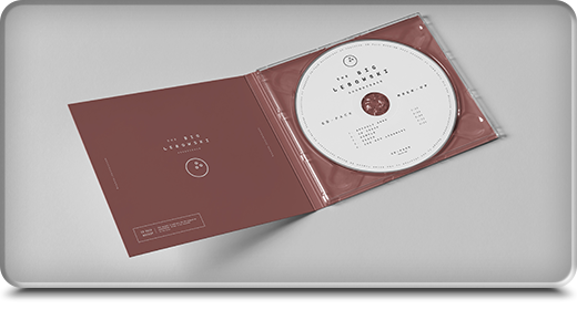 Package - Discs Mock-ups