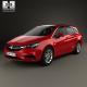 Vauxhall Astra (K) Sports Tourer Design 2016
