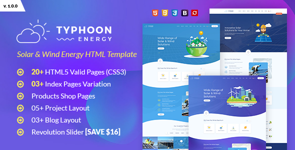 Tryit - Product Offer Landing Page HTML Template - 12