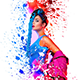 Splatter Art Photoshop Action - GraphicRiver Item for Sale