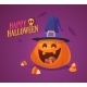 Halloween Pumpkin with Hat - GraphicRiver Item for Sale