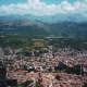 Aerial Drone Footage Video - Panoramic View of Tagliacozzo, AQ. Italy - VideoHive Item for Sale