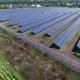 Panoramic View of a Solar Power Plant - VideoHive Item for Sale