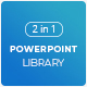PowerPoint Library - Most Useful Package - GraphicRiver Item for Sale