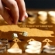 Throwing Dices To Backgammon Table - VideoHive Item for Sale