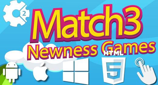 Match 3 Games