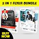 Corporate Flyer - Business Flyer Bundle