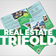 Real Estate Tri-Fold Brochure - GraphicRiver Item for Sale