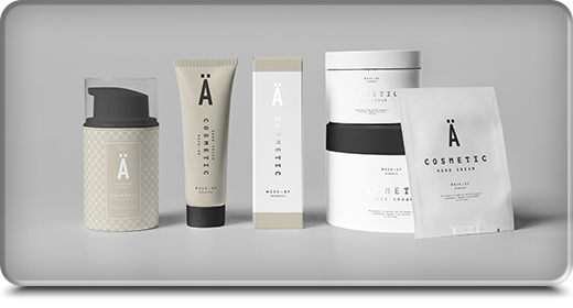 Package - Health and Beauty Mock-ups