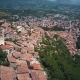 Panoramic View of Tagliacozzo in Italy - VideoHive Item for Sale