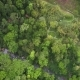 High Aerial View Highland with Gorge in Jungle - VideoHive Item for Sale