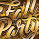 Fall Party - GraphicRiver Item for Sale