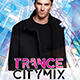 Trance City Mix Flyer