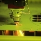 CNC Laser Cutting of Metal in , Modern Industrial Technology - VideoHive Item for Sale