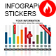 Infographics stickers - VideoHive Item for Sale