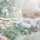 The Little Girl in a Warm Knitted Hat Prepares for Christmas, Decorates the New Year Tree with - VideoHive Item for Sale