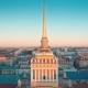 Admiralty Building in Saint Petersburg - VideoHive Item for Sale