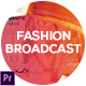 Fashion Broadcast Opener - VideoHive Item for Sale