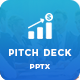 2 in 1 Effective Pitch Deck Powerpoint Template - GraphicRiver Item for Sale
